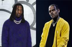 """Offset Scolds Chris Brown Over 21 Savage Meme: """"Ain't Funny Lame"""""""