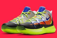 ROKIT x Nike Kyrie 5 Set To Drop All-Star Weekend: Release Details
