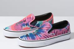 """Vans """"Grateful Dead"""" Tie-Dye Pack Now Available: Purchase Links"""