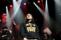 """6ix9ine's Baby Mama On Plea Deal: """"When You Under Pressure, You Fold"""""""