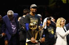 Nike x Golden State Warriors Championship Sneaker In The Works
