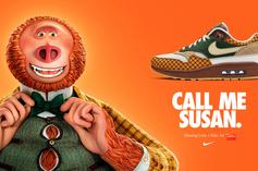 """Nike Air Max Susan """"Missing Link"""" Limited Edition Release Details"""