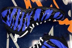 """Nike Air Foamposite One """"Memphis Tigers"""" Releasing In Limited Quantities"""