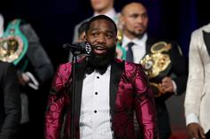 Adrien Broner Agrees To Pony Up $1 Million Over Settlement of Jewelry Debt