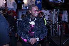 "Gunna Drops Nearly $5,000 On Nike Air Force 1s During ""Sneaker Shopping"""