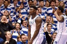 Zion Williamson Speaks On Decision To Play In ACC Tournament: Video
