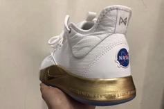"Nike PG3 ""NASA Apollo Missions"" Releasing Soon: New Images"