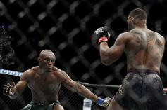 Kamaru Usman Pulls Up On Colby Covington In New Buffet Fight Video