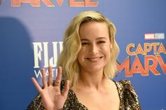 """Captain Marvel Is Itching To Dance With Thanos In New """"Avengers: Endgame"""" Clip"""