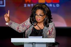 """Oprah Winfrey Claps Back At """"Hateration"""" Over """"Leaving Neverland"""" Interview"""