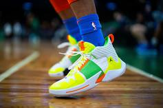Russell Westbrook's Top 10 Jordan Why Not Zer0.2 PEs