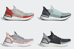 Adidas UltraBoost 2019 Gets Seven New Colorways This Week: Details