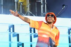 Anderson .Paak Rocks Coachella Stage With Brandy & Jay Rock