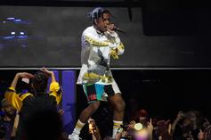 """A$AP Rocky Joins Tame Impala Onstage At Coachella For """"Sundress"""" & """"LSD"""" Unplugged"""