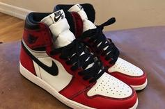 "Air Jordan 1 High OG X Nike SB Becomes ""Chicago"" Colorway: Photos"