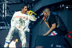 A$AP Rocky Posts Up With YG At Coachella, Praises His Set