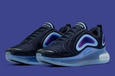 "Nike Air Max 720 ""Obsidian"" To Release On May 17th: Official Images"