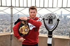 Canelo Alvarez Drops Nearly $20K Sneaker Shopping At Stadium Goods