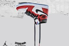 "Air Jordan 1 ""Spiderverse"" Restock Announced: Purchase Links"