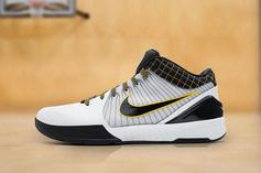 """Nike Kobe 4 """"Del Sol"""" Rumored To Drop Later This Month"""
