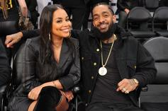 Charlamagne The God Gifts Lauren London A Nipsey Hussle Tribute Pendant