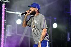 "Fox News Contributor Says Nipsey Hussle Would Help Trump's ""Financial Literacy"""