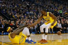 Kevin Durant & DeMarcus Cousins Status Updated Ahead Of NBA Finals
