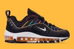 """Nike Air Max 98 """"Martin"""" Releasing This Summer: Official Images"""