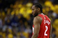 "Kawhi Leonard On What Finals Title Would Mean to Canada: ""I'm Not Really Sure"""