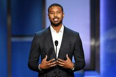 """Michael B. Jordan Says He's Been Offered To Play Every """"Historical Black Figure"""""""