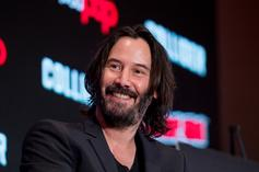 "Keanu Reeves Reveals His Character In ""Cyberpunk 2077"" Trailer"