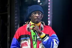 """Young Thug's Questionable """"F*ck Me Daddy"""" Post Earns Equally Odd Reactions"""