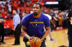 Kevin Durant Will Still Be Offered Max Contract In Free Agency: Report