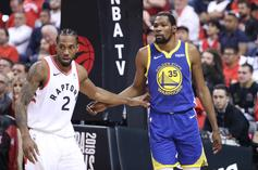 Kawhi Leonard Offers Kevin Durant Sound Advice After Surgery