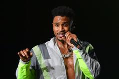 Trey Songz Shares Precious Photos Of His Newborn Son On Father's Day