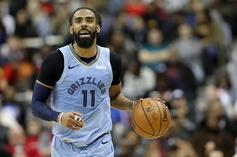 Utah Jazz Emerge As Favorites To Trade For Mike Conley: Report