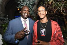 Shaq Claps Back At Son's IG Post About Horrible Free Throw Shooting