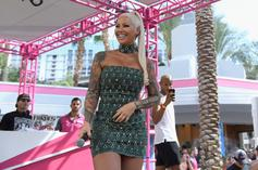 Amber Rose Is Selling Chocolate That Looks Just Like Weed