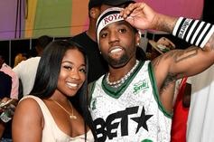 "Reginae Carter Shown Boo'd Up With YFN Lucci On Instagram: ""Mine"""