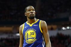 Warriors Plan To Retire Kevin Durant's Number