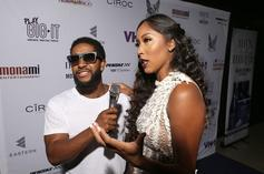 Omarion's Baby Mama Apryl Jones Pregnant By Lil Fizz: Report