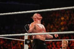WWE Extreme Rules: Brock Lesnar Cashes In, Wins Universal Title