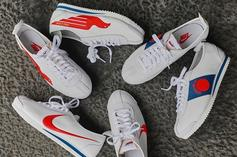 """Nike Cortez """"Shoe Dog"""" Pack Coming Soon: Official Photos"""