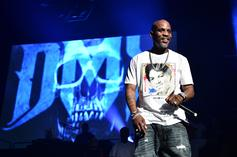DMX Pays For Back-To-School Shoes For Family After Running Into Them At The Mall