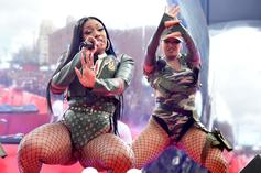 """Megan Thee Stallion Bust Down In Balenciaga To Gold Certified Single """"Cash Sh*t"""""""