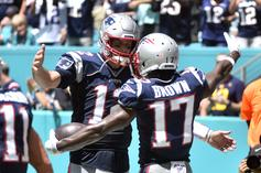 Tom Brady Offers Praise For Antonio Brown After First Patriots Game