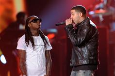 Lil Wayne Teases Collab Album With Drake For The First Time In A While