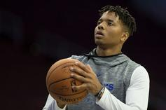 Markelle Fultz Announces Deal With Jay Z's Roc Nation Sports