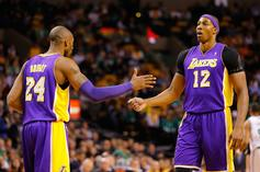 Dwight Howard Shows Love To Kobe Bryant Following Recent Lakers Comments
