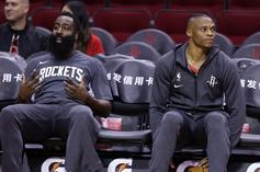 James Harden's One-Legged Jumper Has NBA Fans Unimpressed